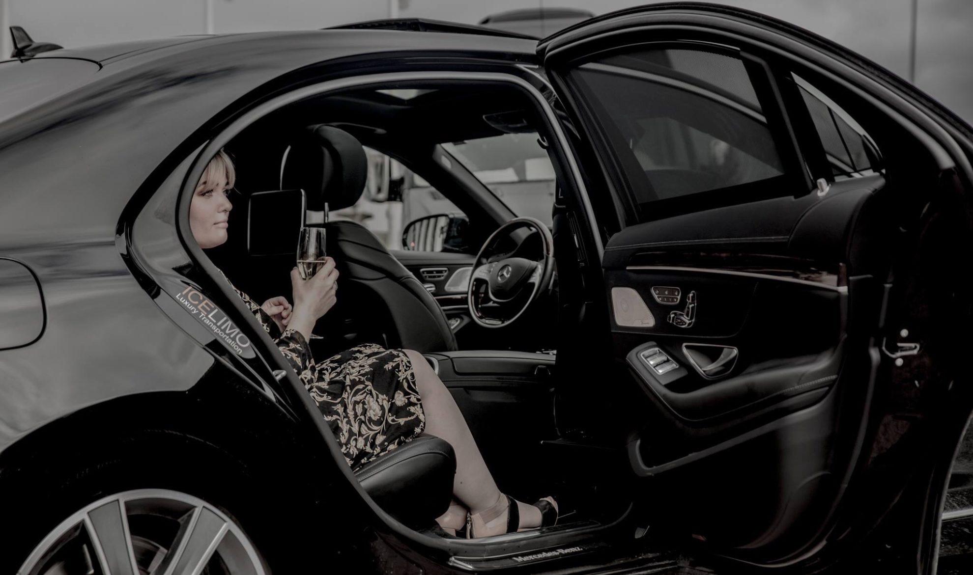 Luxury transportation in Iceland